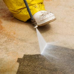 Hills Kerbs pressure washing is enviromentally friendly and chemical free